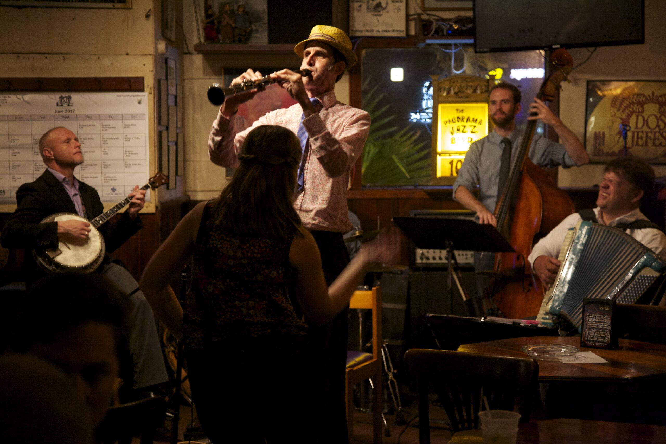 385 - THE PANORAMA JAZZ BAND - Dos Jefes Uptown Cigar Bar